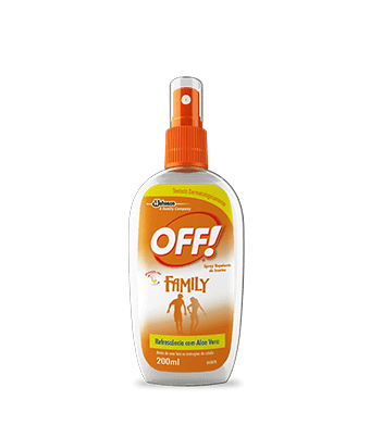 OFF! Family Spray