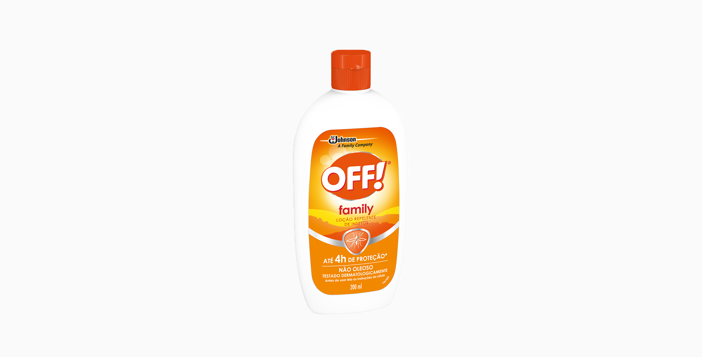 OFF! Family Loção
